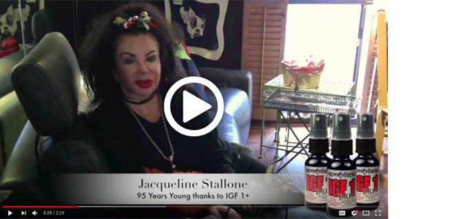 Click here to watch Jackie Stallone's Testimonial