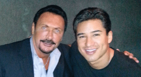 Lentini and Mario Lopez
