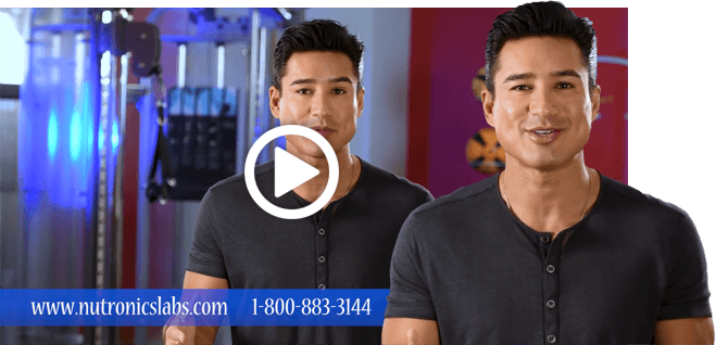 Click here to watch Mario Lopez's Video