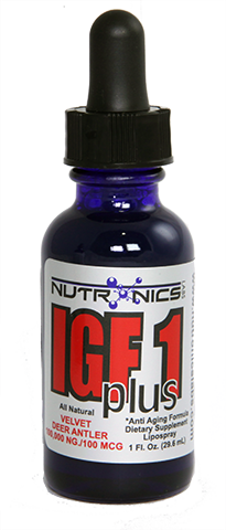 IGF-1 Spray - IGF-1 Plus 100k