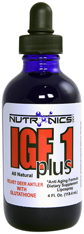 IGF Plus With Glutathione