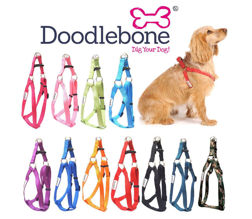 Doodlebone Nylon Harness