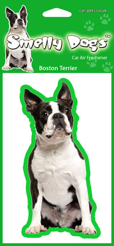 Boston Terrier Air Freshener