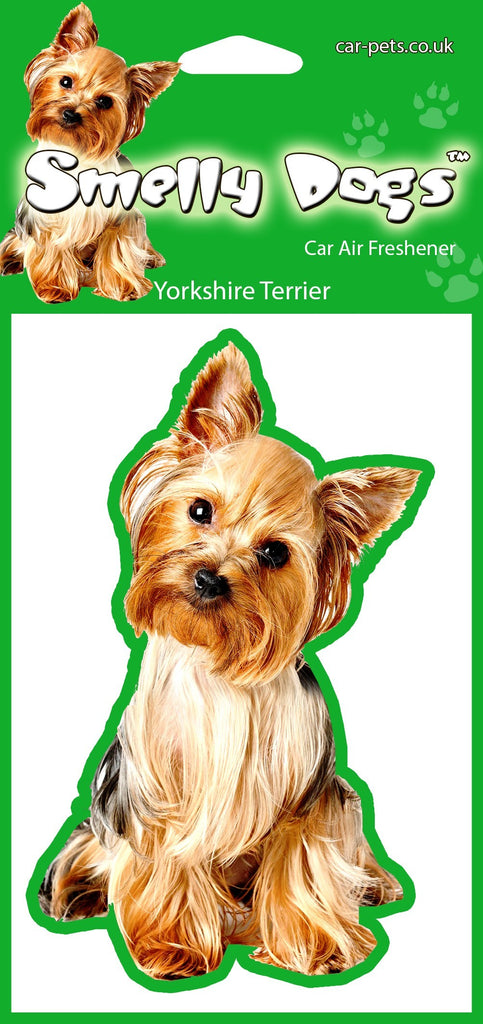 Yorkshire Terrier Air Freshener