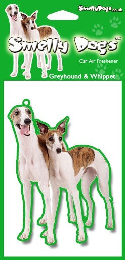 Greyhound & Whippet Air Freshener