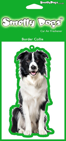 Border Collie Air Freshener