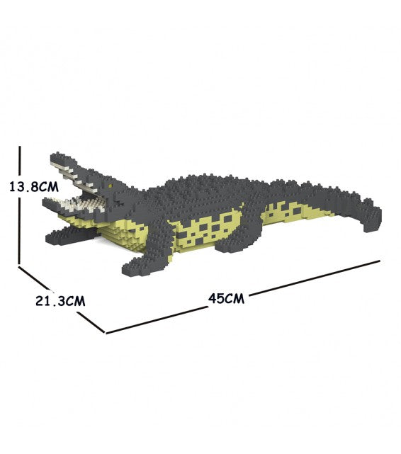 Crocodile Jekca