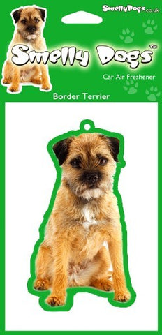 Border Terrier Air Freshener