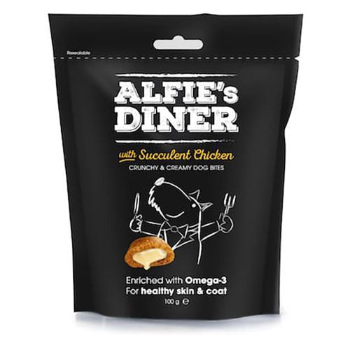 Alfie's Diner Treats