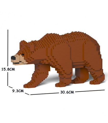 Brown Bear Jekca