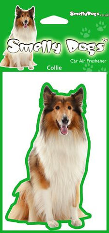 Collie Air Freshener