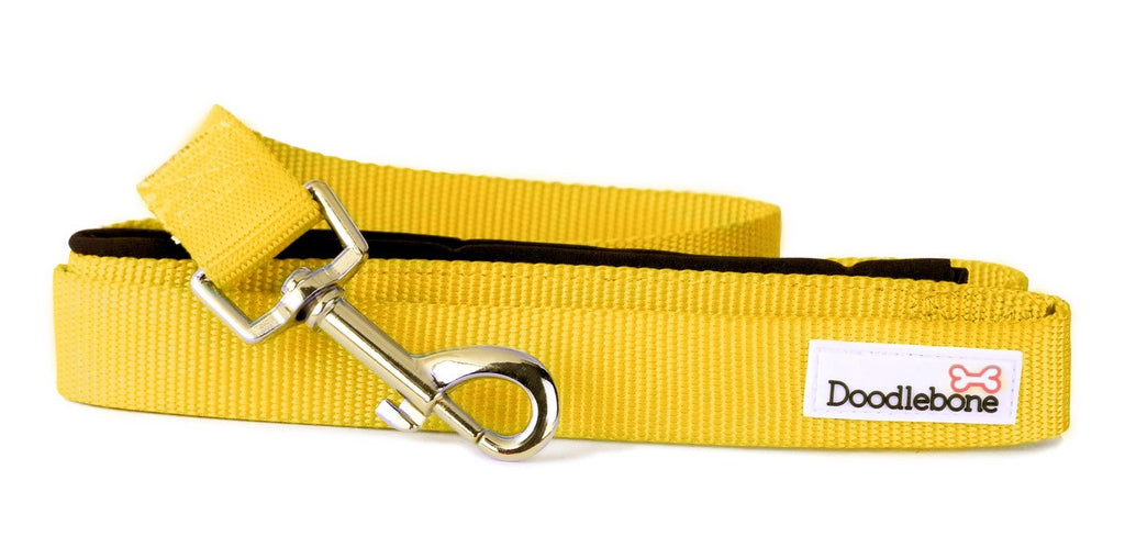 Yellow Doodlebone Lead