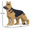 German Shepherd Jekca