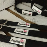 Black Doodlebone Collar