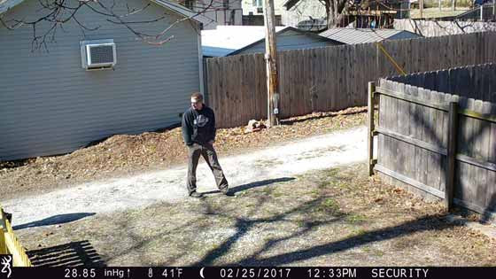 How To Catch A Thief With A Security Trail Camera