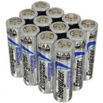 12 energizer ultimate lithium batteries