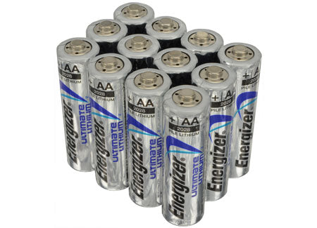 lithium batteries for trail cameras
