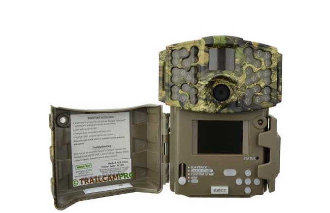 Moultrie M999i internal setup