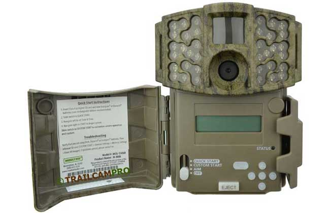 Moultrie M888i internal setup