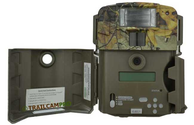 Moultrie White Flash programming