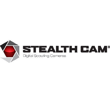 "stealth cam trail cameras logo height=""118"" width=""88"""