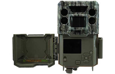 open view of bushnell core ds no glow trail camera