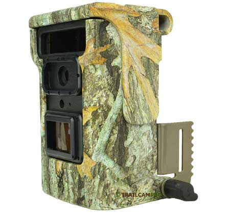 side view of the browning defender 940 wifi trail camera