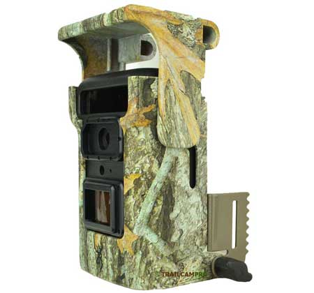 side view of the browning defender 940 trail camera