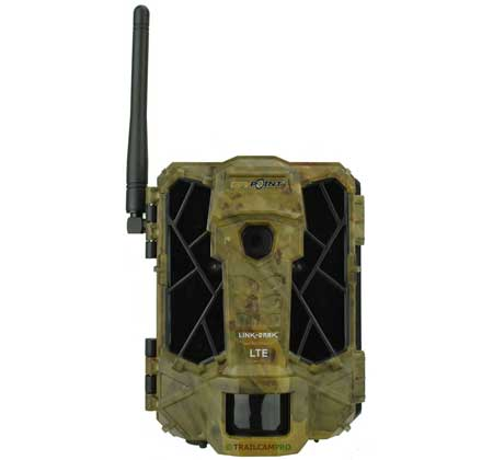 picture of the front of a spypoint link dark