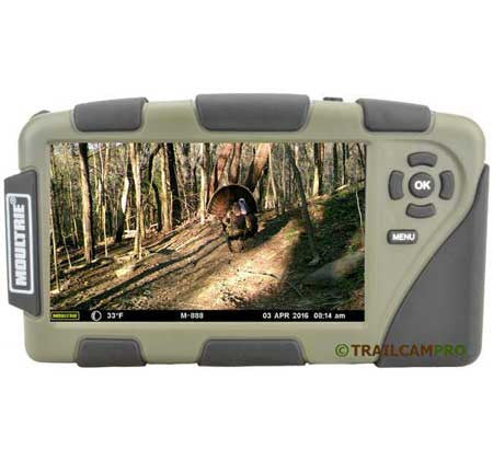 "Used Moultrie 4.3"" Picture Viewer"