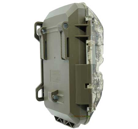 Back view Moultrie XV-7000i cellular trail camera