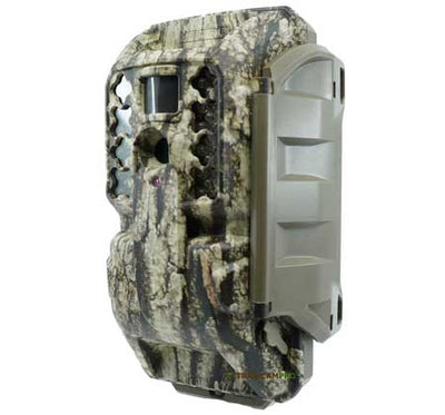 Side view of Moultrie XA-7000i Cellular Trail camera