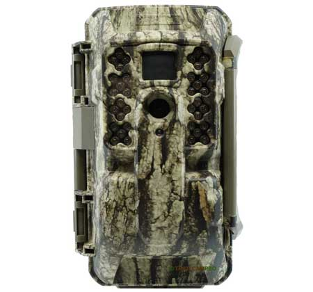 Front view Moultrie XV-7000i cellular trail camera