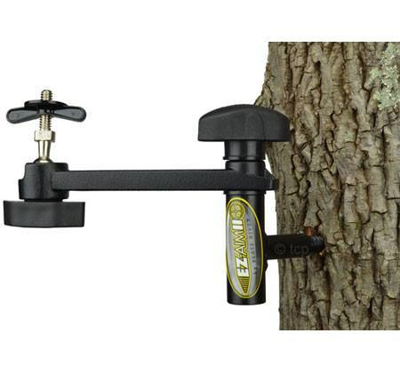 trail camera mounting device