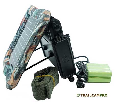 Browning Solar Panel Power Pack