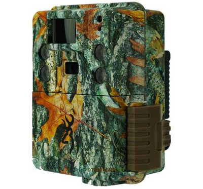 side view of the browning strike force hd pro x trail camera