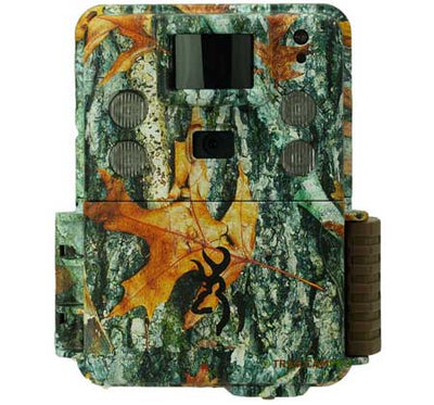 "front view of browning strike force hd pro x trail camera width=""450"" height=""420"""