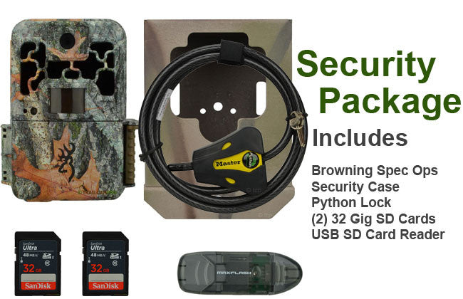browning spec ops security package