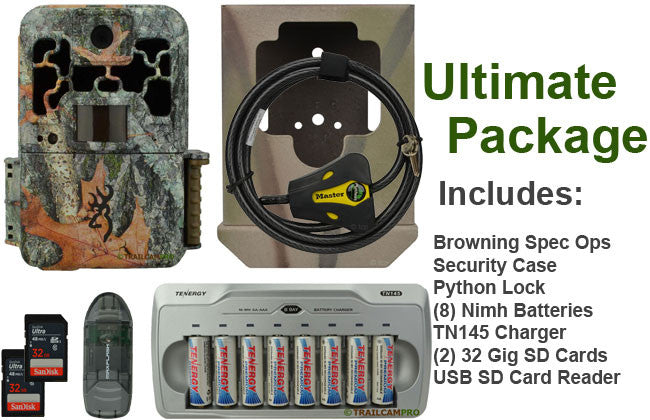 browning spec ops ultimate package