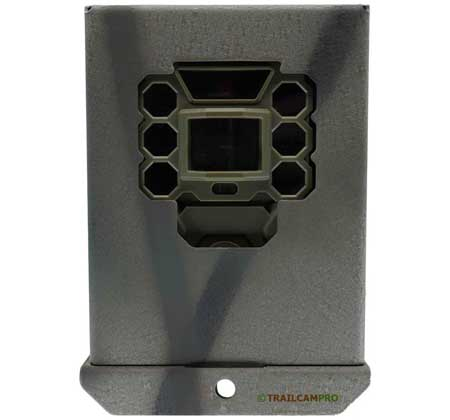 Front camera view of Bushnell Core/Core DS Security Case
