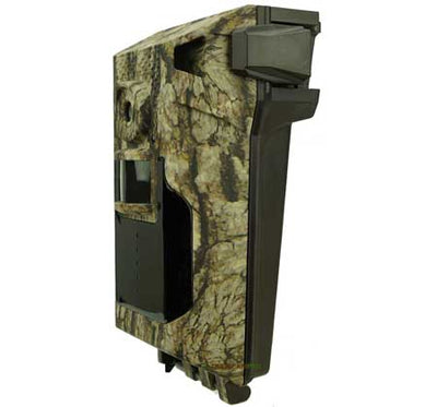 side view of bushnell impulse verizon cellular trail camera