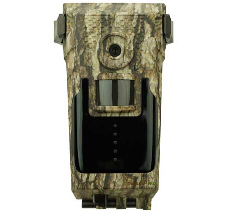 front view of bushnell impulse verizon cellular trail camera