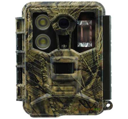 Front view Covert Hollywood White Flash Trail Camera