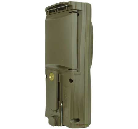 Back view of Cuddeback IR Plus