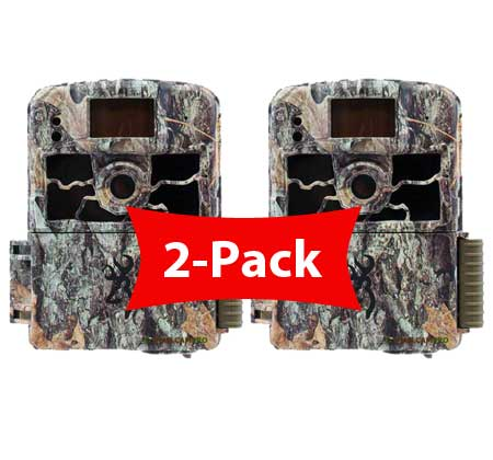 "Browning Dark Ops HD Max Trail Camera 2 Pack width=""450"" height=""420"""