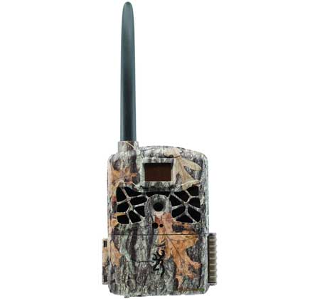 front view of the browning wireless defender cellular trail camera