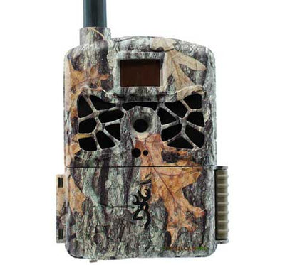 Front View of Browning Defender Wireless Trail camera