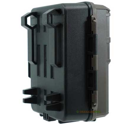 Back view of the Spypoint Force 20 Trail Camera