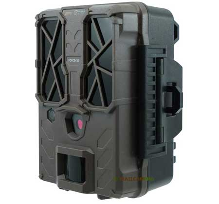 Side view of the Spypoint Force 20 Trail Camera