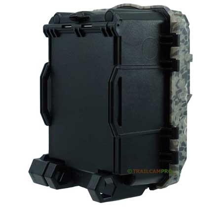 Back View of Spypoint Force Dark Trail Camera